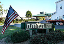 Boyer Nurseries Orchards Inc Has Been A Family Owned And Operated Business Since 1900 When W Recognized The Need For Local Distributor